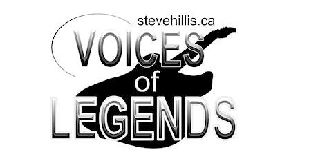 Voices of Legends GRANDE PRAIRIE Legion tickets