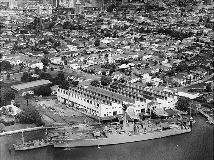 Exploring Teneriffe's Woolstores & Naval History Tour image
