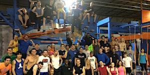 Atlanta NinjaKour Pro/Am & Kids Comp & National Ninja...