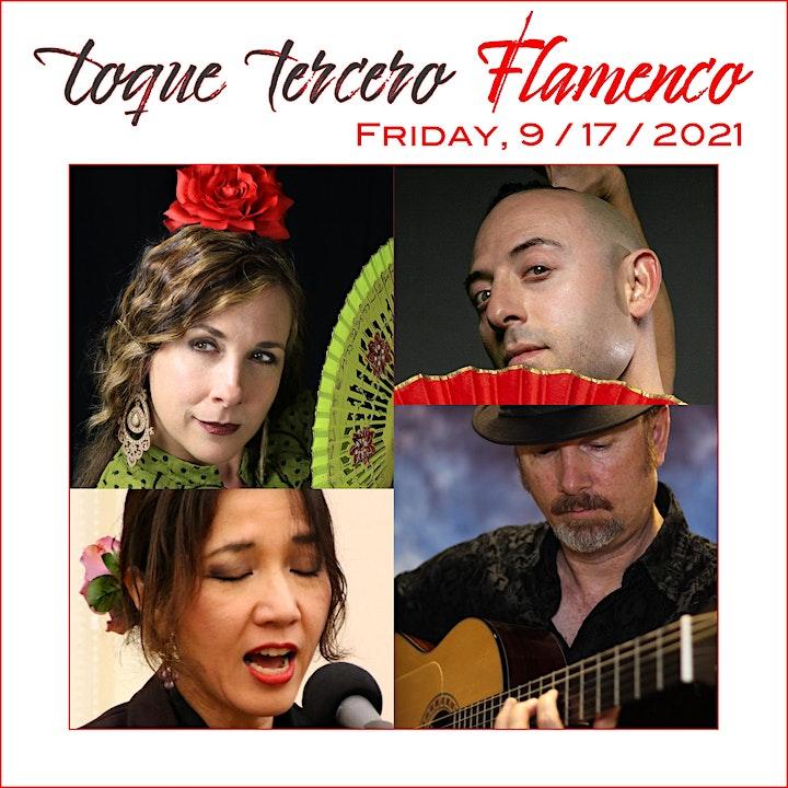 Toque Tercero Flamenco image