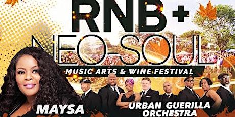 SECRET GARDEN AUTUMN R&B/NEO-SOUL MUSIC, ARTS, & WINE FESTIVAL tickets