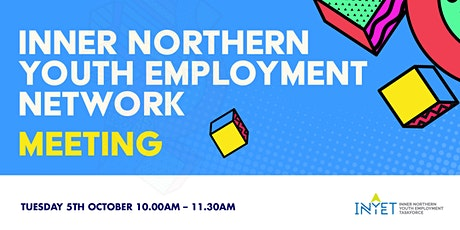 Inner Northern Youth Employment Network Meeting tickets