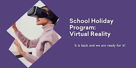 School Holiday Program - VR @ Queenstown Library tickets
