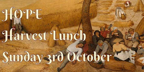HOPE Harvest Lunch tickets