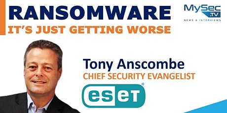 Ransomware: It's just getting worse tickets