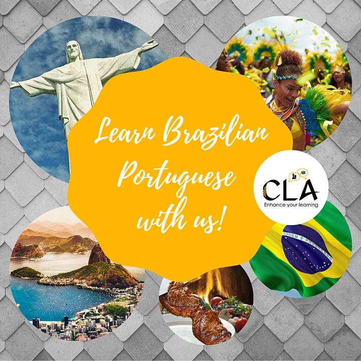 Brazilian Portuguese Small Group Classes - Online and In Person image