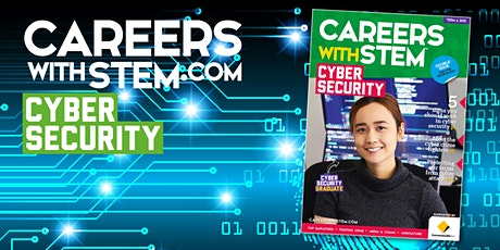 Careers with STEM: Cybersecurity Webinar tickets