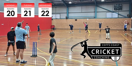 Coffs Harbour Holiday Cricket Coaching Clinic tickets