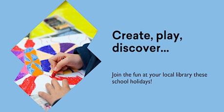 School Holiday Program @ Scottsdale Library tickets