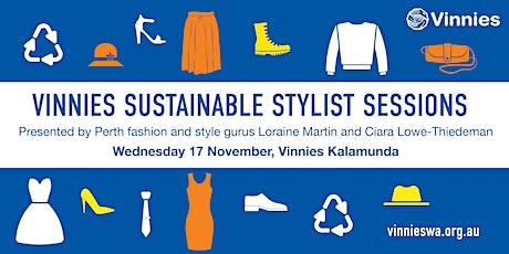 Vinnies Sustainable Stylist Session - Kalamunda tickets