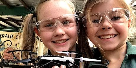 USC Gympie: eDiscovery School Holiday Program - Indoor Micro Drones 101 tickets