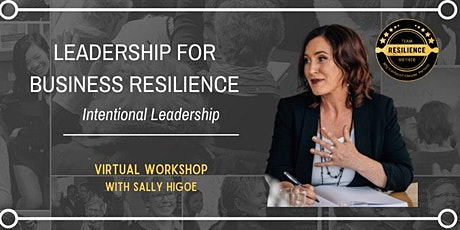 Leadership for Business Resilience tickets