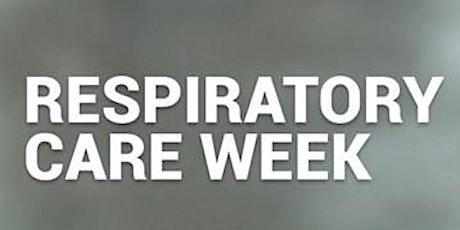Respiratory  Care Week Celebration tickets