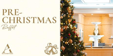 Pre-Christmas Buffets  at the Avenue Restaurant tickets
