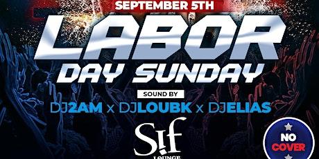 Sunday Fundae at Sif Lounge tickets