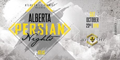 Alberta Persian Nights tickets