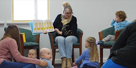 Dance & Rhyme It's Story Time @ Gumeracha tickets