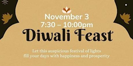 Diwali Feast with Aditi Jhaveri tickets