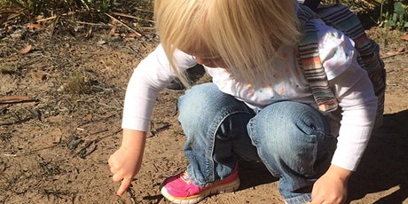 Nature Play at Kingston Park  for 2-5 year olds October Session tickets