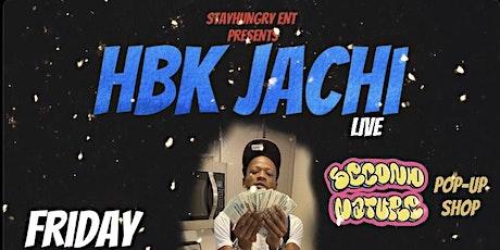 HBKJACHI LIVE IN LA tickets