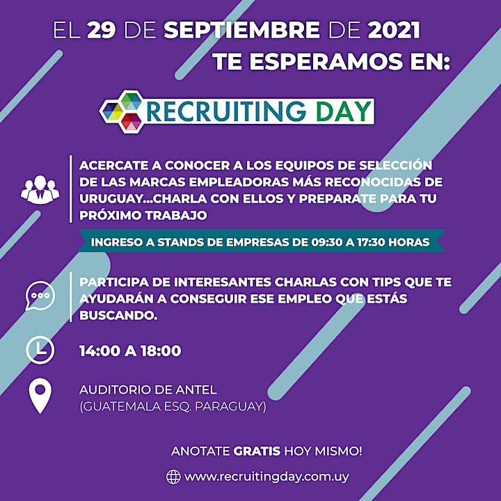 Imagen de Recruiting Open Day