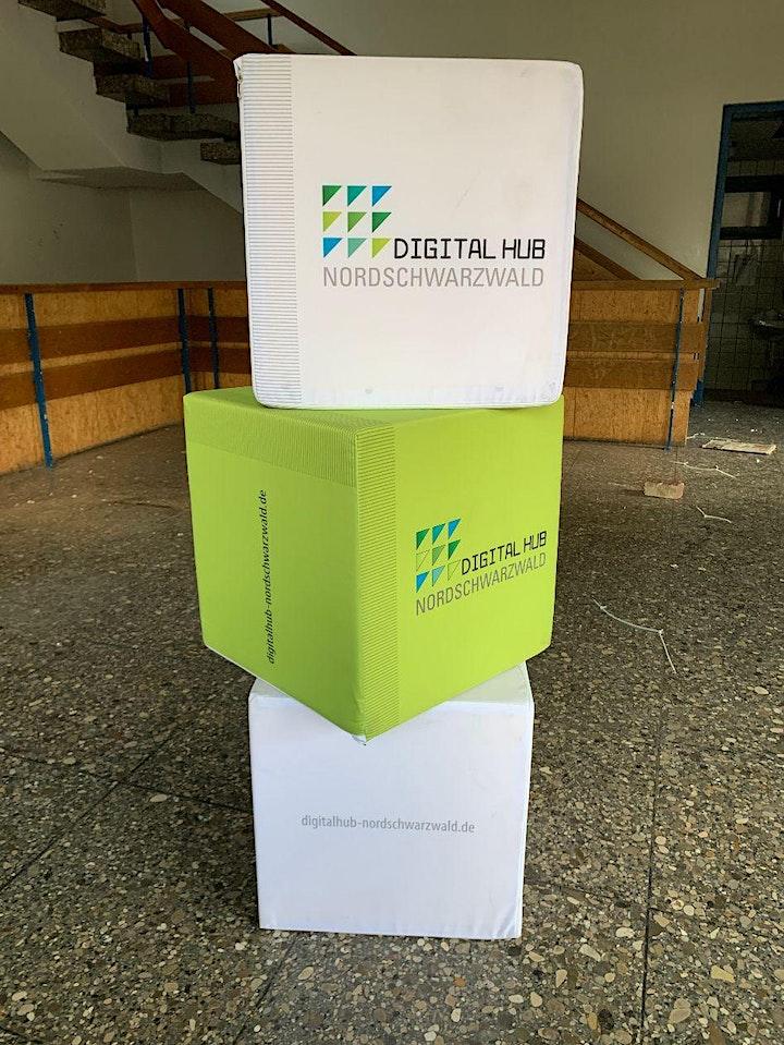 Hackathon Pforzheim 2021 Retail 4.0: Bild