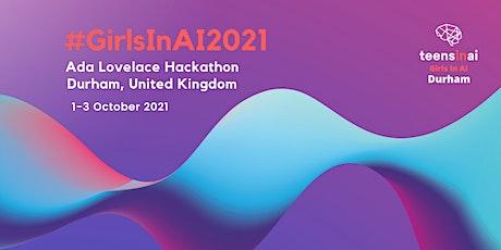 #AdaHack2021 Hackathon –  Durham, UK (virtual) Tickets