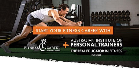 Fitness Cartel Maroochydore Career in Fitness Session tickets