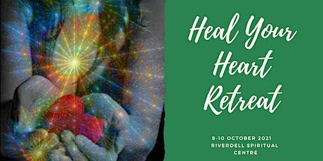 Heal Your Heart Retreat tickets