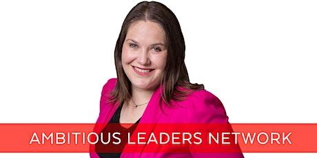 Ambitious Leaders Network Melbourne –  Melanie McDermott tickets