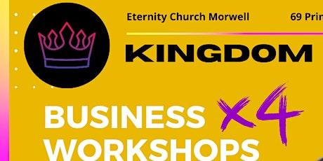 Kingdom Business Workshop tickets