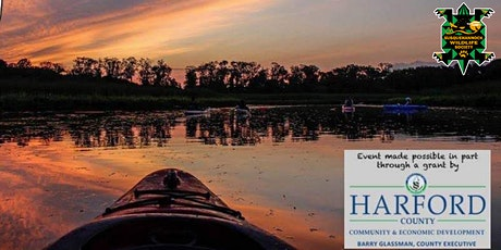 Change of Seasons Sunset Paddle on the Bush River tickets