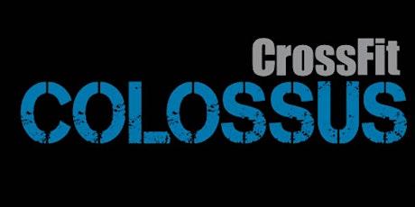lululemon x CrossFit Colossus tickets