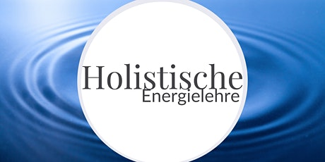 Holistische Energielehre tickets