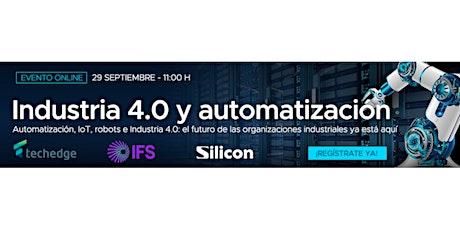 Industria 4.0 y automatización bilhetes