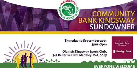 Communtiy Bank Kingsway Sundowner tickets