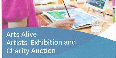 Hillsview Arts Alive! Exhibition tickets