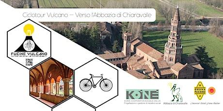Ciclo Tour Vulcano - Verso L'Abbazia di Chiaravalle biglietti