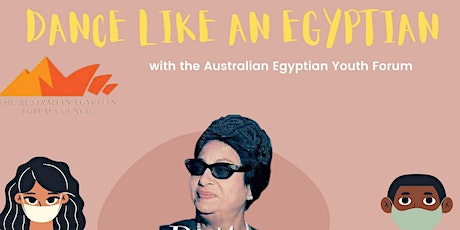 Dance like an Egyptian: party with us online! tickets