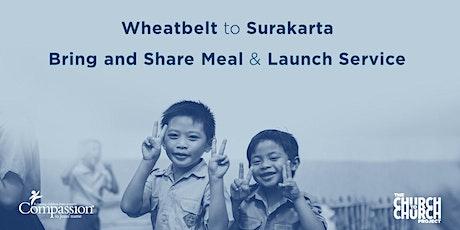 Wheatbelt to Surakarta Launch tickets