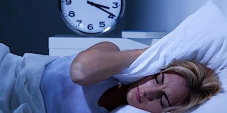 Lunch time talk- Ayurvedic secrets for sound & healthy sleeping habbit tickets