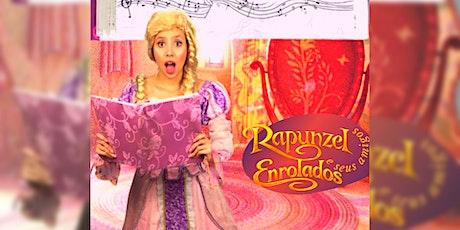 Desconto! Espetáculo Rapunzel e seus Amigos Enrolados no Teatro West Plaza ingressos