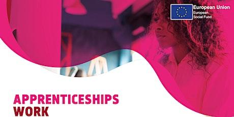Apprenticeships - Overview tickets