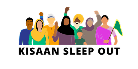 Kisaan Sleep Out tickets