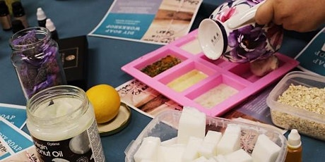 DIY Soap Making to Clean Our Oceans tickets