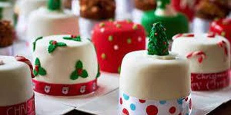 Cake decorating - Christmas minis with Megan Cornelius Booked Out tickets