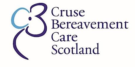 Trauma (Cruse Scotland Volunteers Only) tickets