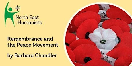Pacifism and Remembrance tickets