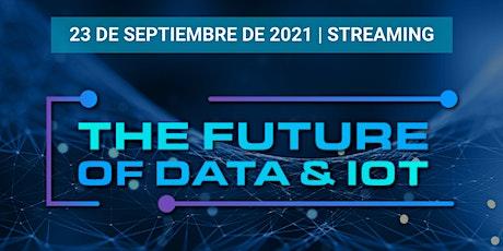 The Future of Data & IoT boletos