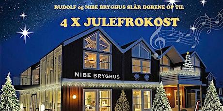 Julefrokost og Dans  på Nibe Bryghus tickets
